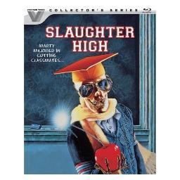 Slaughter high (blu ray) (ws/eng/eng sdh/dts-hd) BR52886