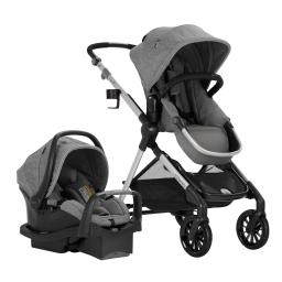 Pivot xpand modular travelsystem w/safemax car seat, percheron