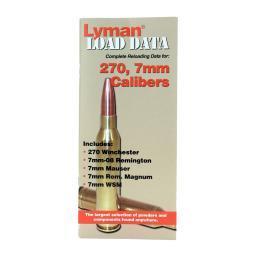 Lyman 9780012 lyman 9780012 load data book 270 & 7mm