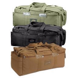 Israeli Mossad Style Tactical Duffle Bag