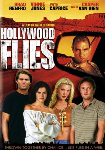 Hollywood flies (dvd/ff) N81KLARSCMYDFUPL