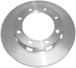 Grie prrprt1049 bendix premium prt1049 - disc brake rotor
