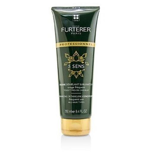 Rene Furterer 220128 250 ml & 8.45 oz 5 Sens Enhancing Detangling Conditioner - Frequent Use, All Hair Types