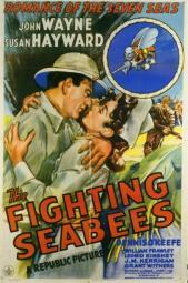 The Fighting Seabees Movie Poster (11 x 17) MOVEF8161