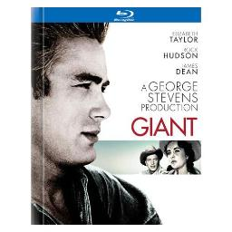 GIANT (BLU-RAY/1956/DIGIBOOK/3 DISC/RESTORED) 883929272501