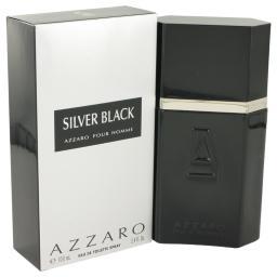 Azzaro Silver Black By Azzaro , Edt Spray 3.4 Oz