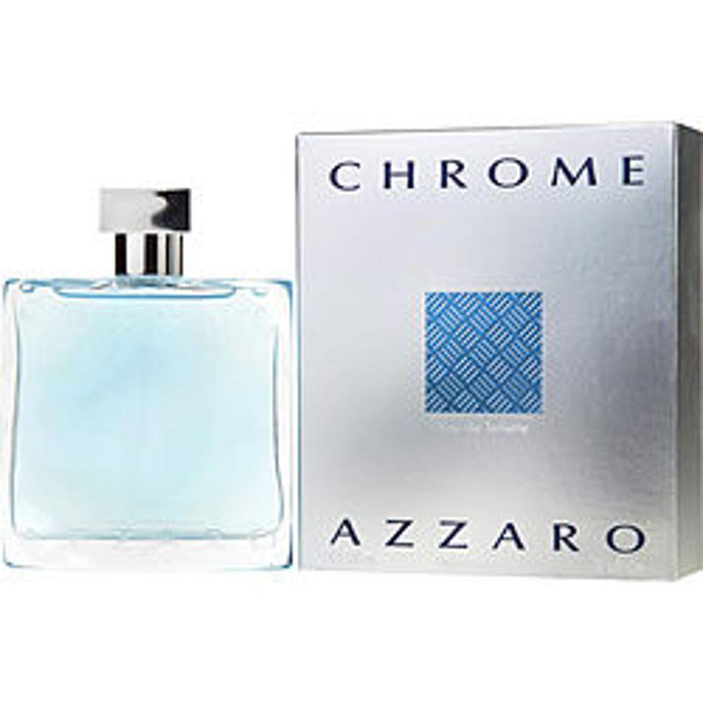 Chrome By Azzaro , Edt Spray 3.4 Oz