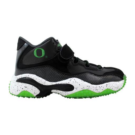 6b54a0850a Nike Air Zoom Turf Black/Apple Green-Anthracite Oregon Ducks 643230-004