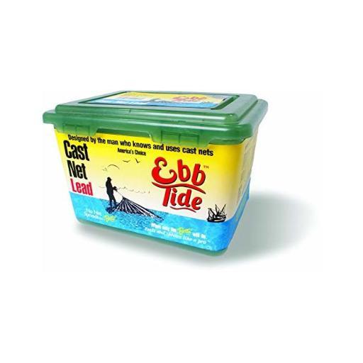 Betts tackle betts ebb tide cast net 5′ 3/8 box 16-5