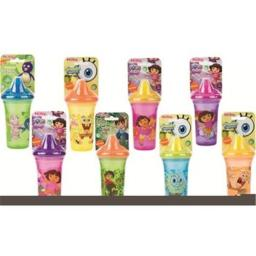 DDI 782174 Nuby? No-Spill Nickelodeon Sipper Cup 9 oz Case of 24