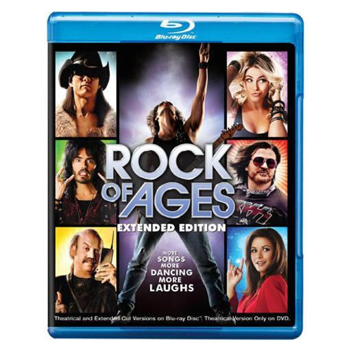 Rock of ages (blu-ray/dvd/uvbr/2 disc/extended cut/ws-16x9) E8OVKJP7EYK0YIPX