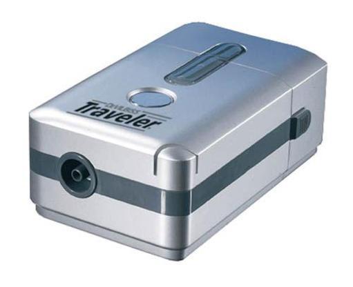 Complete Medical Traveler Portable Compressor Nebulizer System