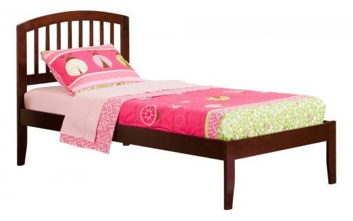 Richmond Twin Bed in Walnut ECZ3DTTNUIQ2KQLY