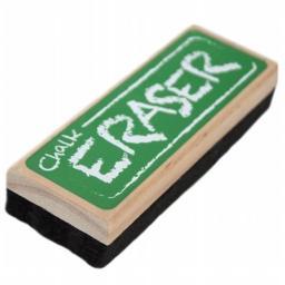 Imagination Generation TSBT-001 Chalk and Dry Erase Board Black Felt Eraser