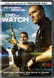 End of watch (dvd) (eng sdh/span/fren/ws/1.85:1) D61123822D
