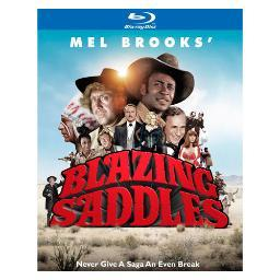 Blazing saddles-40th anniversary (blu-ray/collectable art cards) BR408999