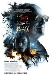 I Am Not a Serial Killer Movie Poster (11 x 17) MOVCB08255