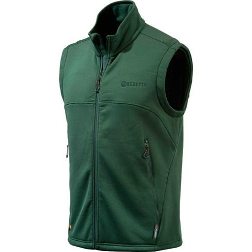 Beretta special purchase p3111t06570715xxl beretta men's static fleece vest xx-large green