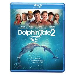 DOLPHIN TALE 2 (BLU-RAY/DVD/DIGITAL HD/ULTRAVIOLET/2 DISC COMBO) 883929388943