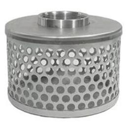 abbott-rubber-0242297-round-hole-hose-strainer-for-use-with-pump-suction-hose-2-in-fnpt-plated-steel-20800b8b4fc1e7
