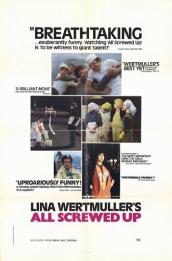 All Screwed Up Movie Poster (11 x 17) Y3EIUR9UHEPA1C1E