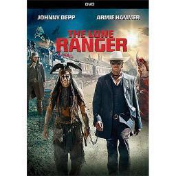 LONE RANGER (2013/DVD) 786936823455