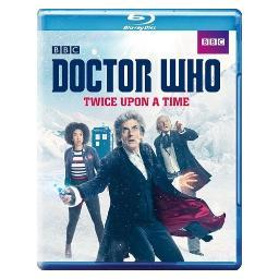 Dr who special-twice upon a time (blu-ray) BRE692604