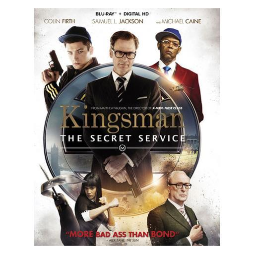 Kingsman-secret service (blu-ray/digital hd/ws-2.39) UXIAMABXSRICRGZA