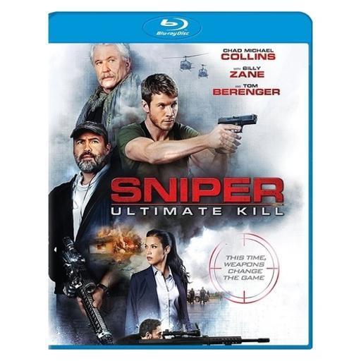 Sniper-ultimate kill (blu ray) (ws/5.1 dol dig) PEK4BG9GNHOVFKYL