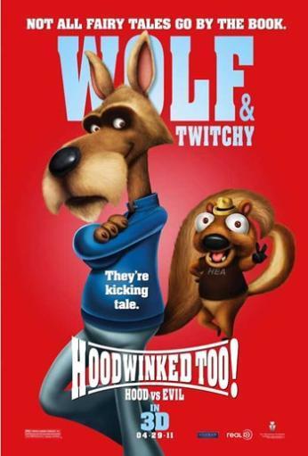 Hoodwinked Too Hood VS. Evil Movie Poster (11 x 17) X4V5DDOY0HYWVRSA
