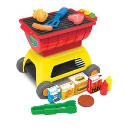 The Learning Journey 128862 Play and Learn Outdoor Grill