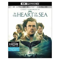 In the heart of the sea (blu-ray/4k-uhd/2 disc) BR595770