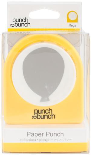 "Punch Punch Mega Punch Approx. 2.125""-Balloon R771BRTDL1EBQCIT"