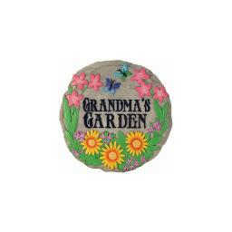 Spoontiques 13278 9 stepping stone  grandma    s garden