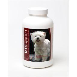 Healthy Breeds 840235144502 West Highland White Terrier Cranberry Chewables - 75 Count