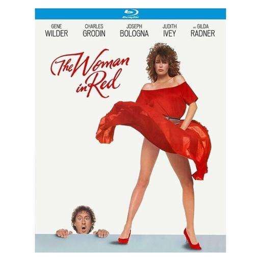 Woman in red (blu-ray/1984/ws 1.85) NTEN28NWY9O1UXOT