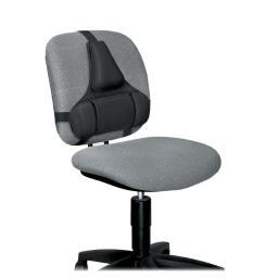 Fellowes, Inc. 8037601 2-Tiered Support System Features A Mid Spinal Support For Good Posture, And A Lo
