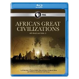 Africas great civilizations (blu-ray/2 disc) BRAGR600
