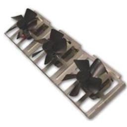 Fmi Products Blower Heater Triple Fan Kit BK3