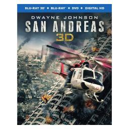 San andreas (blu-ray/hd3d) (3-d) BRN541863