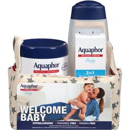 Aquaphor Baby Care Welcome Baby Gift Set