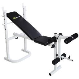 Costway Olympic Folding Weight Bench