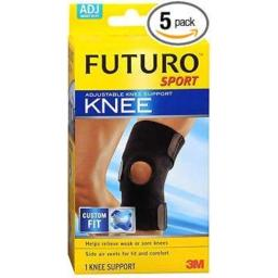 Futuro Sport Knee Support Adjust To Fit - Each