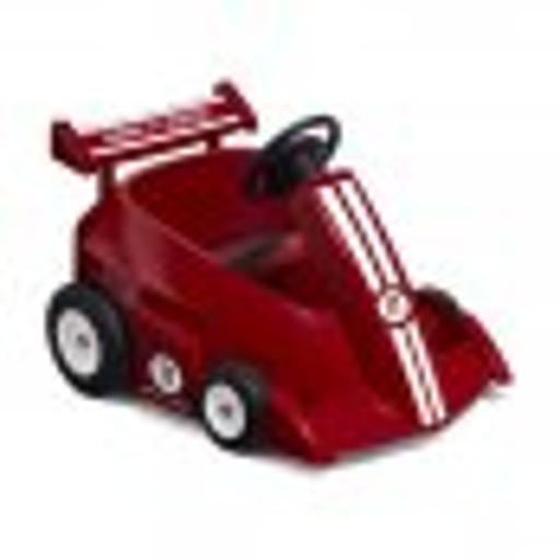 Radio Flyer Grow with Me Racer - Battery Powered Ride On with Parent Pilot Remote Control