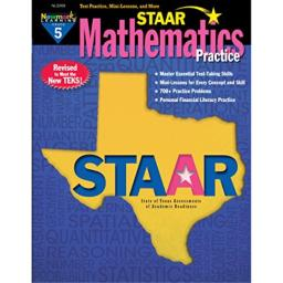 Newmark Learning Grade 5 Staar Mathematics Practice Aid 5