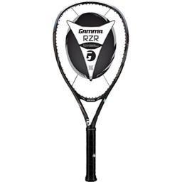 Gamma Sports RZR Bubba 117 Tennis Racquet, Grip Size: 4-3/8