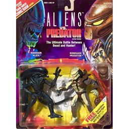Aliens VS Predator Deluxe Action Figure Set