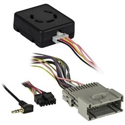 AXXESS BX-GM1 BASIX Retention Interface (For Select 2000-2013 GM(R) Accessory with Chime/ASWC PNP) electronic consumer