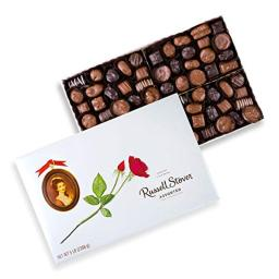 Russell Stover Assorted Chocolates, 5 lb. Box