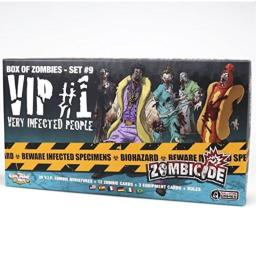 CMON Zombicide VIP #1: Very Infected People Board Game